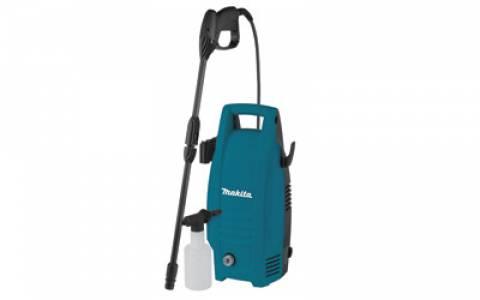 Lavadora de Alta Pressão Makita HW101 1450psi 1,3kW Potência