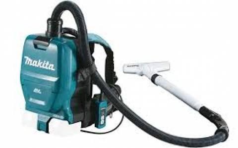 Aspirador de Pó Makita DVC260Z à Bateria 2 baterias 18V