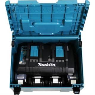 Kit Makita 4 Baterias 18V + Carregador Duplo 220V MKP3PM184