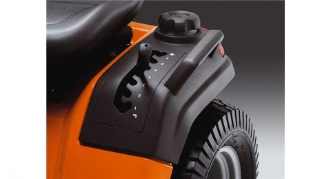 Trator cortador de grama Husqvarna TS142 19hp c/bmba de óleo - Hs Floresta e Jardim