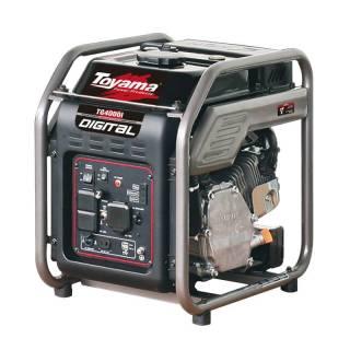 Gerador de Energia Toyama TG4000IP GasolinaMono 4KVA 220V 4