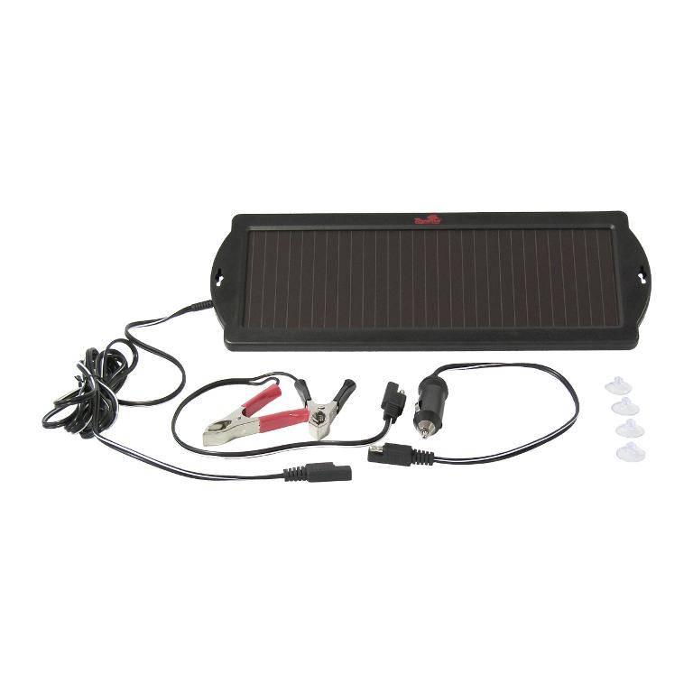Mantedor/ Carregador solar de Bateria Toyama TBMT12 12 Volts - Hs Floresta e Jardim