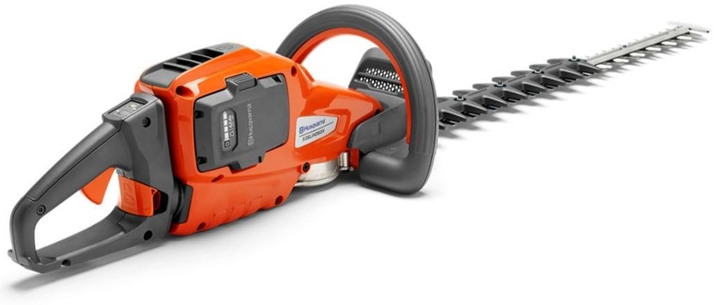 Aparador de cerca viva Husqvarna 536LiHD60X a bateria 36V - Hs Floresta e Jardim