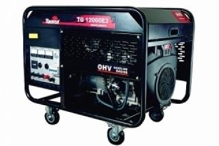 Gerador Toyama TG12000CXE3 trif. 380v 11,5kva gasolina