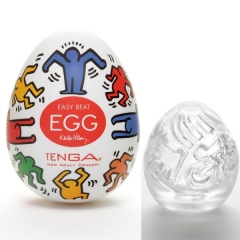 Tenga Egg Keith Haring Egg Dance - Masturbador