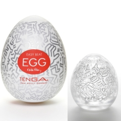 Tenga Egg Keith Haring Egg Party - Masturbador