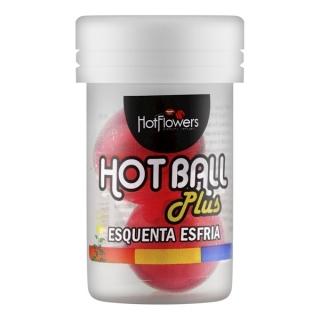 Bolinha Hot Ball Esquenta e Esfria Hot Flowers