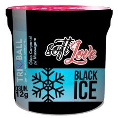 Bolinha Black Ice Soft Ball Tribal Soft Love