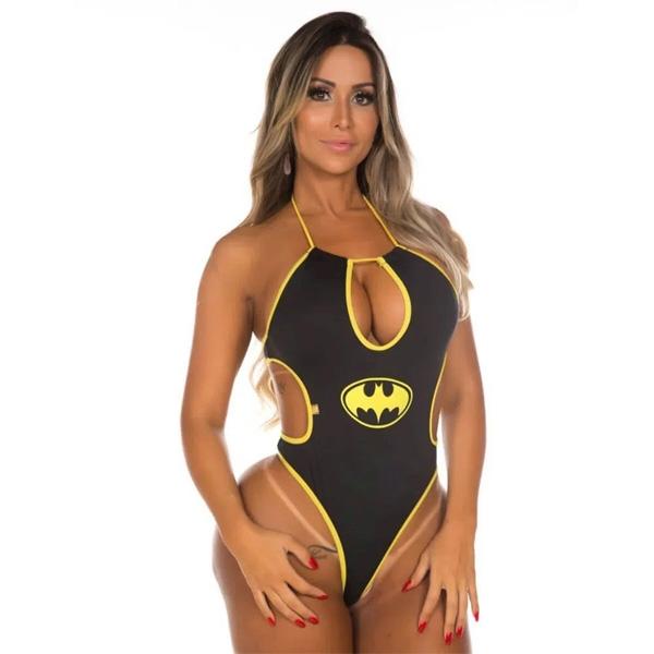 Fantasia Body Batman Pimenta Sexy - SEX SHOP CURITIBA