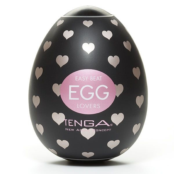 Tenga Egg lovers Black Masturbador  - SEX SHOP CURITIBA