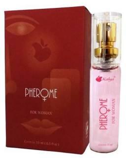 Perfume Pherome For Woman com Feromonio - Atrai Os Homens