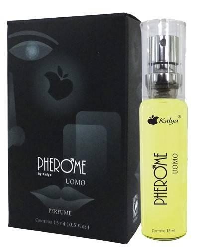 Perfume Pherome Uomo com Feromonio - Atrai as Mulheres - SEX SHOP CURITIBA
