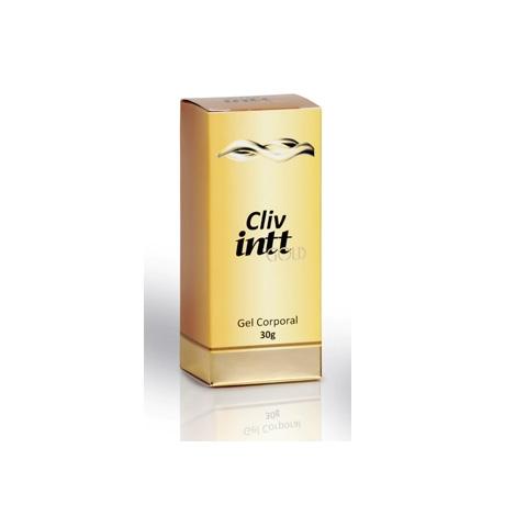 PROMOÇÃO Gel Anal Extra Forte Cliv INTT Gold 30g Anestésico Cicatrizante - SEX SHOP CURITIBA