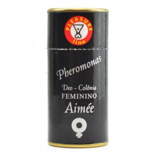Feromônio Aimée Perfume Feminino Pheromonas - Atrai os Homens - SEX SHOP CURITIBA