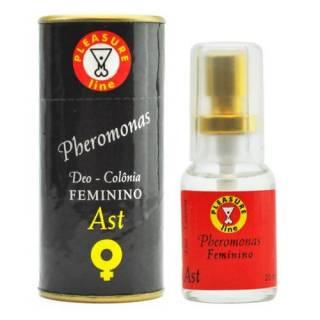 Feromônio Ast Perfume Feminino Pheromonas - Atrai os Homens