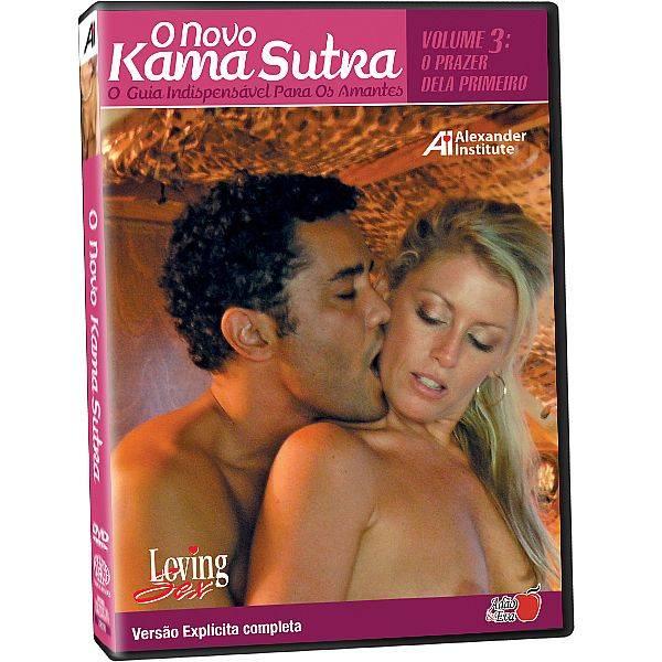 DVD Erótico O Novo Kama Sutra O Guia Indispensável Para Os Amantes - Coleção Amor e Sexo - SEX SHOP CURITIBA