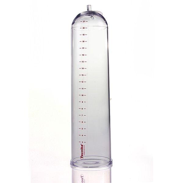 Cilindro para Bomba Peniana Tubo de Acrílico - SEX SHOP CURITIBA