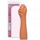 Big Toys Braço 34 x 8 cm Penetrável Mão Fechada Cor Pele
