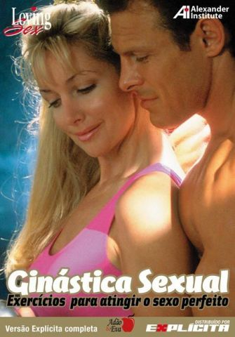 DVD Erótico Ginástica Sexual Para Atingir o Sexo Perfeito - Amor e Sexo