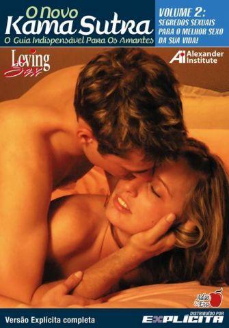 DVD Erótico O Novo Kama Sutra Guia Para Amantes - Coleção Amor e Sexo
