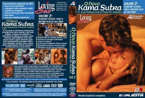 DVD Erótico O Novo Kama Sutra Guia Para Amantes - Coleção Amor e Sexo - SEX SHOP CURITIBA