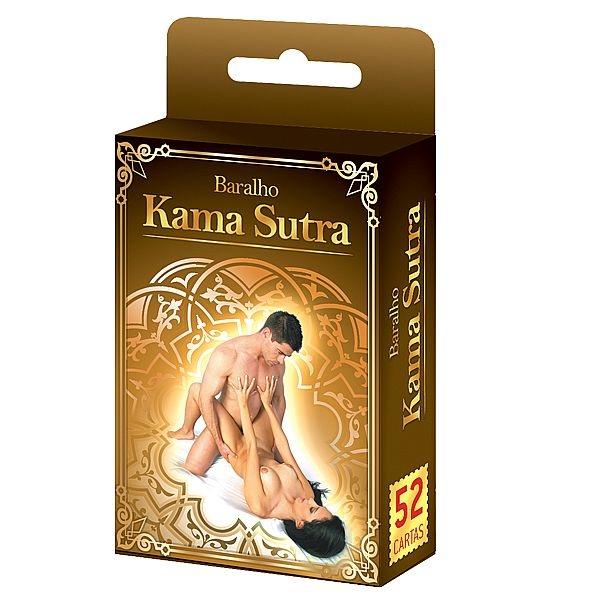 Baralho Kama Sutra - SEX SHOP CURITIBA
