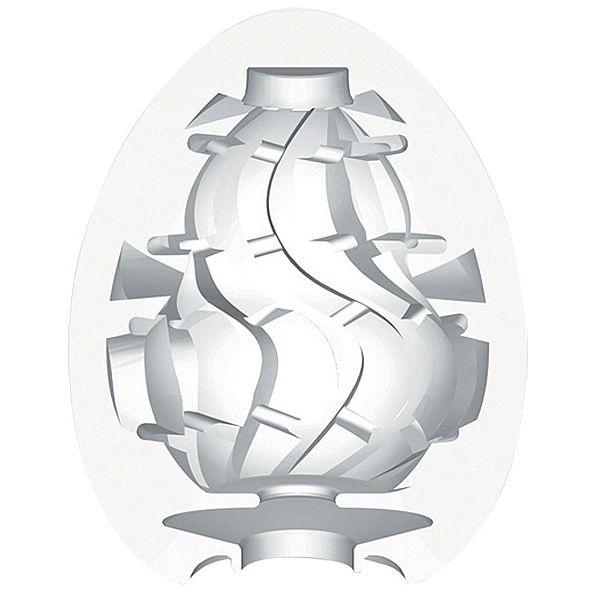 Masturbador Tenga Egg Twister - Masturbador em Formato de Ovo  para penetração - SEX SHOP CURITIBA