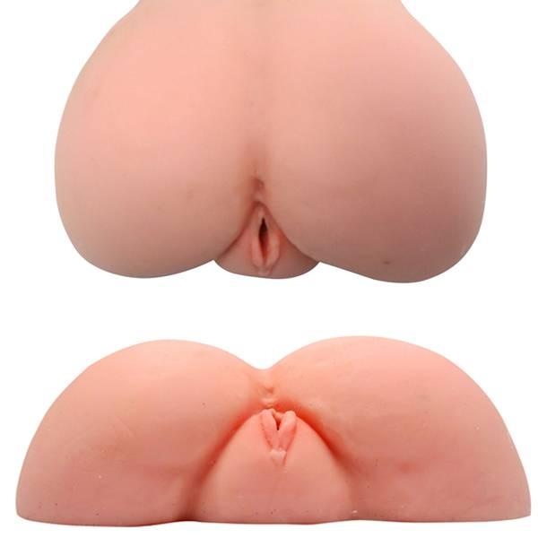 Bunda Virgem  Com Vagina e Ânus Penetrável Em Cyber Skin  - SEX SHOP CURITIBA