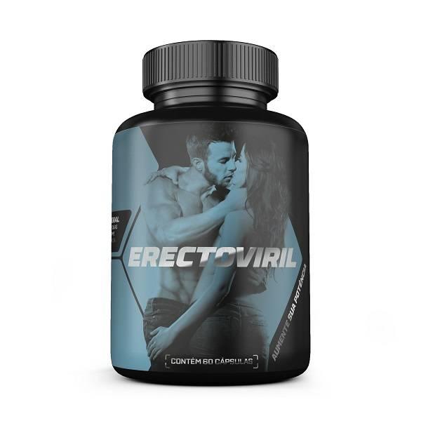Erectoviril Suplemento Mineral Masculino - SEX SHOP CURITIBA