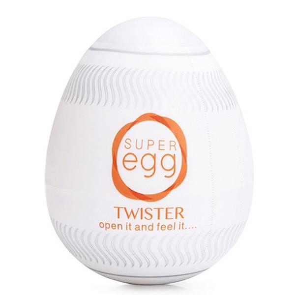 Masturbador Super Egg Twister - SEX SHOP CURITIBA