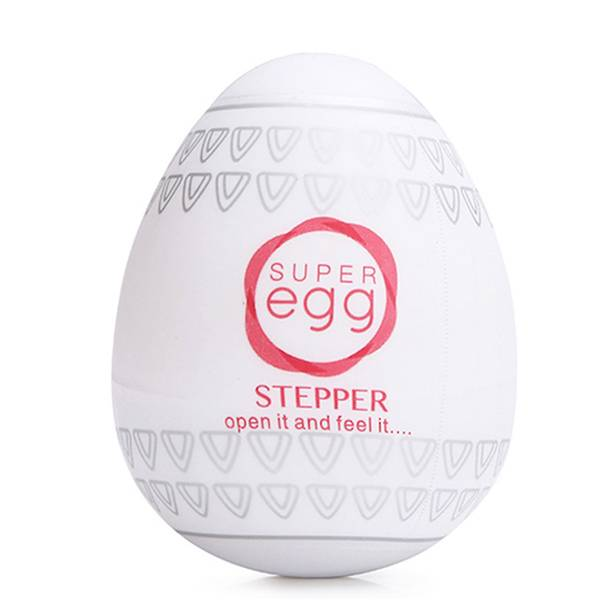 Masturbador Super Egg Stepper - SEX SHOP CURITIBA