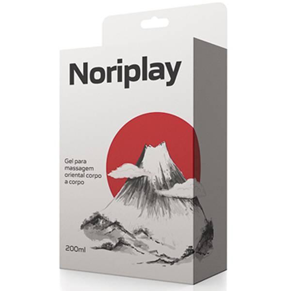 Lubrificante Noriplay Ultra Viscoso  - SEX SHOP CURITIBA