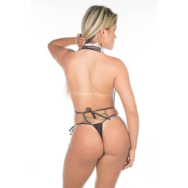 Fantasia Garçonete Sexy - SEX SHOP CURITIBA