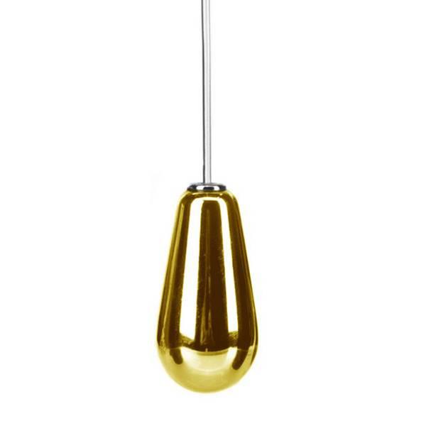 Cone de Pompoar Metal Dourado 32g - SEX SHOP CURITIBA