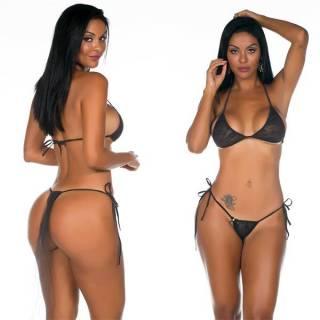 Fantasia Viuva Negra Sexy