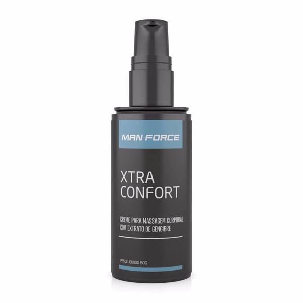 Gel Man Force Confort Anestésico Extra Forte - SEX SHOP CURITIBA