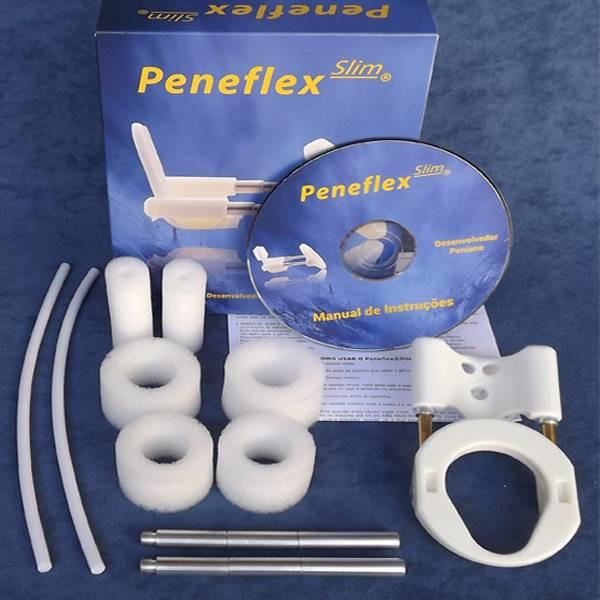 Peneflex Desenvolvedor Peniano - Aumentar o Tamanho do Pênis - SEX SHOP CURITIBA