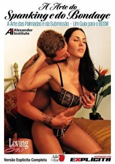 DVD Erótico A Arte Do Spanking E Do Bondage - Palmadas - Coleção Amor e Sexo