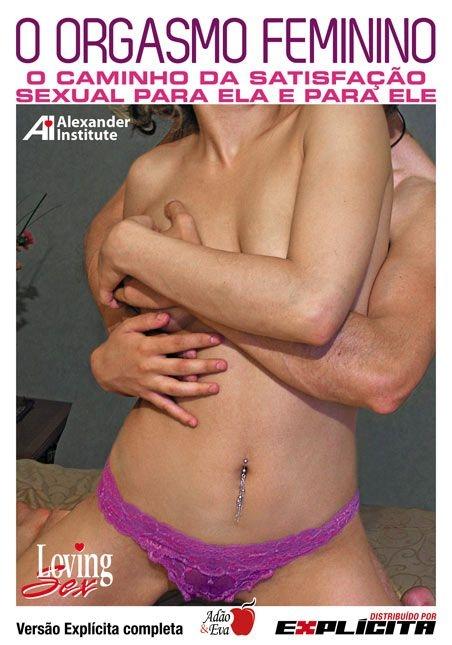 DVD Erótico O Orgasmo Feminino Caminho Da Satisfação Sexual  Coleção Amor e Sexo - SEX SHOP CURITIBA