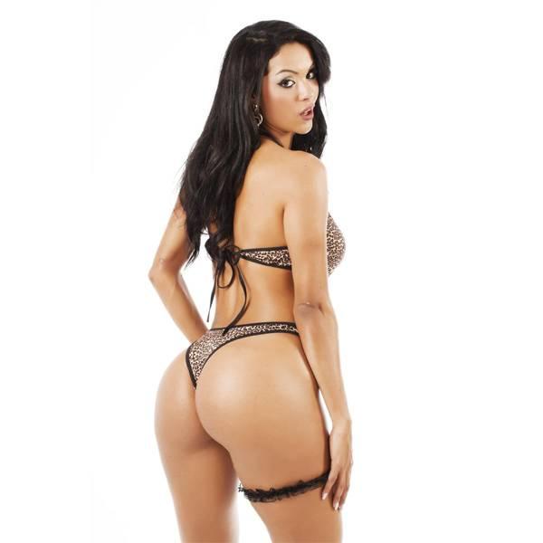 Fantasia Body Oncinha - SEX SHOP CURITIBA