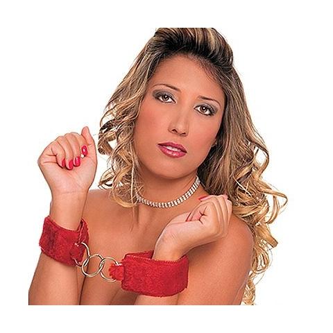 Comprar Algema de Pelúcia Sado em Curitiba - SEX SHOP CURITIBA