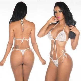 Body Com Argola Pimenta Sexy