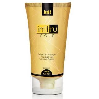 Óleo Para Massagem Ru Gold INTT
