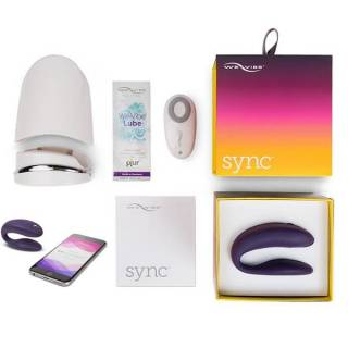 We Vibe Sync Wirelles - Vibrador Casal Com Controle