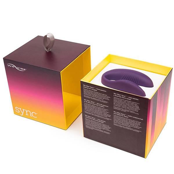 We Vibe Sync Wirelles - Vibrador Casal Com Controle - SEX SHOP CURITIBA
