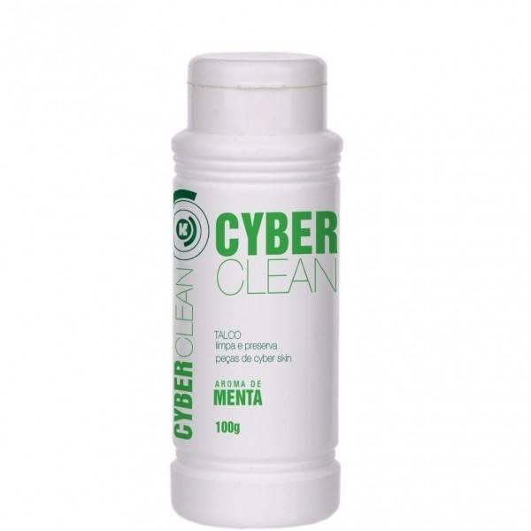 Talco Para Limpeza e Preservação de Cyber skin - SEX SHOP CURITIBA