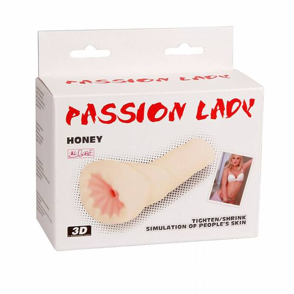 Masturbador Ânus Cyber Skin Passion Lady - SEX SHOP CURITIBA