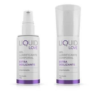 Lubrificante Gel Extra Deslizante Textura Densa - Liquid Love