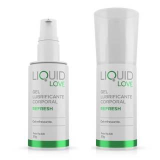 Lubrificante Refresh Sensação de Frescor - Liquid Love