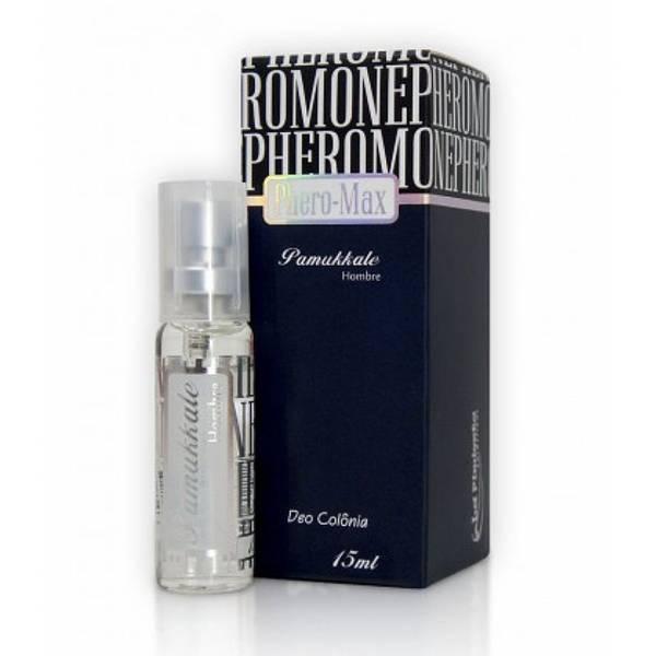 Max Pamukkale - Perfume Com Feromônio Masculino 15ml - SEX SHOP CURITIBA